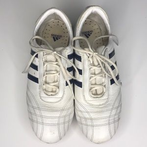 ADIDAS women's sneakers size 8 in fair condition
